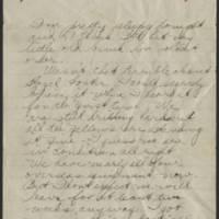 1918-09-11 Thomas Messenger to Mr. & Mrs. N.H. Messenger Page 3