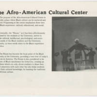The Afro-American Cultural Center Page 6