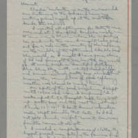 1942-09-20 Laura Davis to Lloyd Davis Page 1