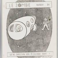 Le Zombie, v. 2, whole no. 24, 1940