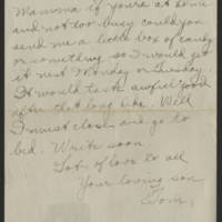1918-05-05 Thomas Messenger to Mr. & Mrs. N.H. Messenger Page 3
