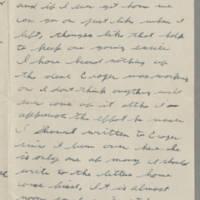 1943-10-10 Lloyd Davis to Laura Davis Page 3
