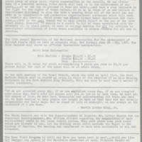 1968-05-16 Newsletter, Fort Madison Branch of the NAACP Page 3