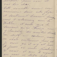 1918-12-28 Jeanne Plocque to Conger Reynolds Page 2