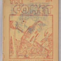 Comet, v. 1, issue 3, May-June 1940