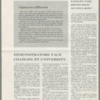 May 1970: A Special Report from The University of Iowa Page 5