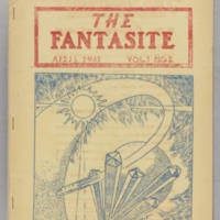 Fantasite, v. 1, issue 3, April 1941