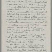 1943-01-29 Laura Davis to Lloyd Davis Page 2