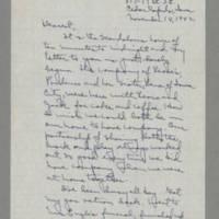 1942-11-14 Laura Davis to Lloyd Davis Page 1