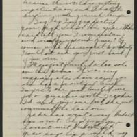 Conger Reynolds to John Reynolds Page 4