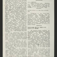 "1968-11-09 Newsletter: """"LULAC Glances"""" Page 2"