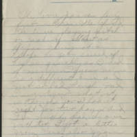 1918-01-12 Thomas Messenger to Mr. & Mrs. N.H. Messenger Page 2