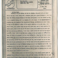 1944-06-14 Cpt. Harrison D. Kohl to W. Earl Hall