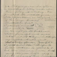 1918-02-06 Thomas Messenger to Mr. & Mrs. N.H. Messenger Page 5