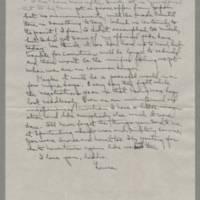 1945-08-10 Laura Davis to Lloyd Davis Page 2