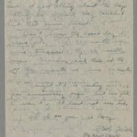 1946-01-25 Pfc. Robert J. Nicola to Dave Elder Page 2