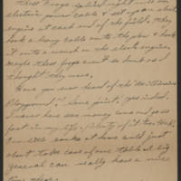 1945-03-17 Pvt. Robert L. Clark to Dave Elder Page 2