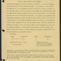 Transactional Analysis Workshop Information Page 1