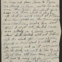 1919-02-22 Harvey Wertz to Mr. L.A. Wertz Page 4