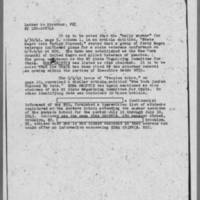 1952-11-05 Special Agent in Charge, New York Field Office, Report to Director, FBI Page 3