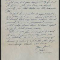 1945-05-19 Pvt. Hal Longer to Dave Elder Page 2