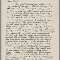 1942-04-09 Joseph Evans to John Evans Page 1