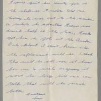 1942-02-05 Lloyd Davis to Laura Davis Page 2