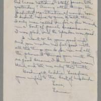 1943-01-14 Laura Davis to Lloyd Davis Page 4