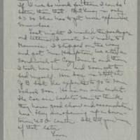 1943-03-15 Laura Davis to Lloyd Davis Page 2
