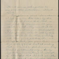 1918-01-23 Thomas Messenger to Mr. & Mrs. N.H. Messenger Page 7