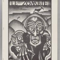 Le Zombie, v. 4, issue 10, whole no. 45, January 1942
