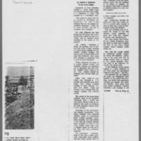 "1970-05-09 Iowa City Press-Citizen Article: """"Guard Called; Building Burns"""" Page 3"