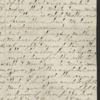 1861-12-18 Charles A. Gates to Mr. & Mrs. Arad Gates Page 6