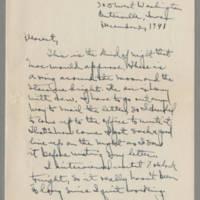 1941-12-02 Laura Davis to Lloyd Davis Page 1