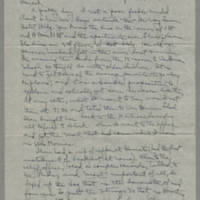 1945-06-18 Laura Davis to Lloyd Davis Page 1