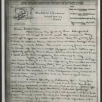1945-01-19 John W. Graham to Mr. & Mrs. W.J. Graham Page 1
