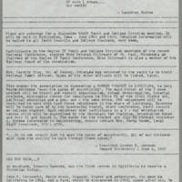 1966-05-12 NAACP Newsletter, Fort Madison Branch, Page 3
