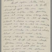 1942-07-16 Lloyd Davis to Laura Davis Page 1