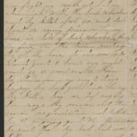 1862-07-18 Charles A. Gates to Mr. & Mrs. Arad Gates Page 2