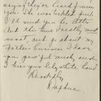 1918-09-26 Daphne Reynolds to Conger Reynolds Page 5