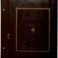 Evelyn Birkby World War II scrapbook, 1942-1944