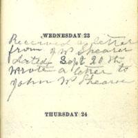1863-09-22 -- 1863-09-24