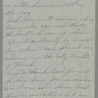 1946-03-06 Sgt. Bill Arnold to Dave Elder Page 2