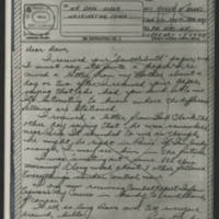 1945-02-17 Roger Banks to Dave Elder