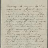 1918-07-26 Thomas Messenger to Mr. N.H. Messenger Page 3