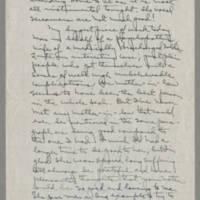 1943-02-03 Laura Davis to Lloyd Davis Page 2