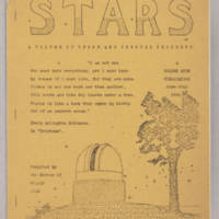 Stars, issue 1, June-July 1940