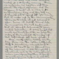 1942-12-29 Laura Davis to Lloyd Davis Page 1