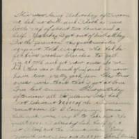 1918-02-06 Thomas Messenger to Mr. & Mrs. N.H. Messenger Page 2