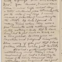 1917-10-24 Robert M. Browning to Mavel C. Williams Page 2